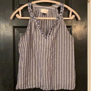 Universal Thread chambray top size s